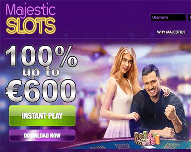 Majestics Slots australia casino online